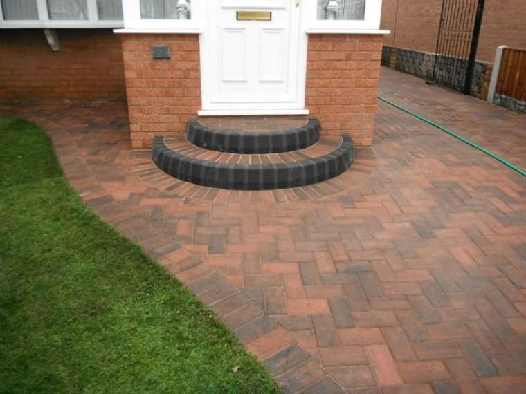 Steps David Allport Paving Amp Landscaping Livepool